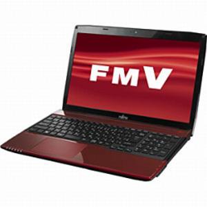 FMV LIFEBOOK AH45/M FMVA45MRP [ルビーレッド]