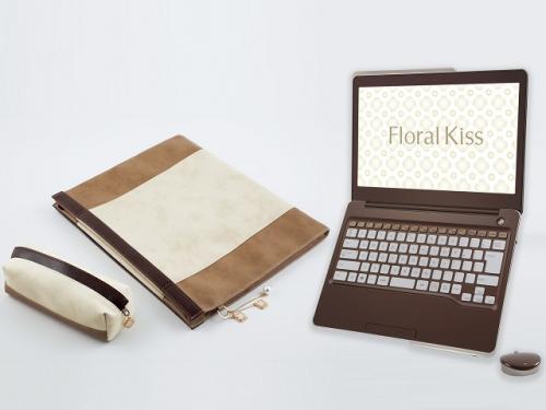 FMV LIFEBOOK Floral Kiss CH55/J FMVC55JBR2 [Luxury Brown]